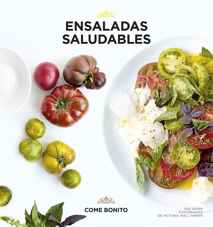 ensaladas saludables libro de recetas