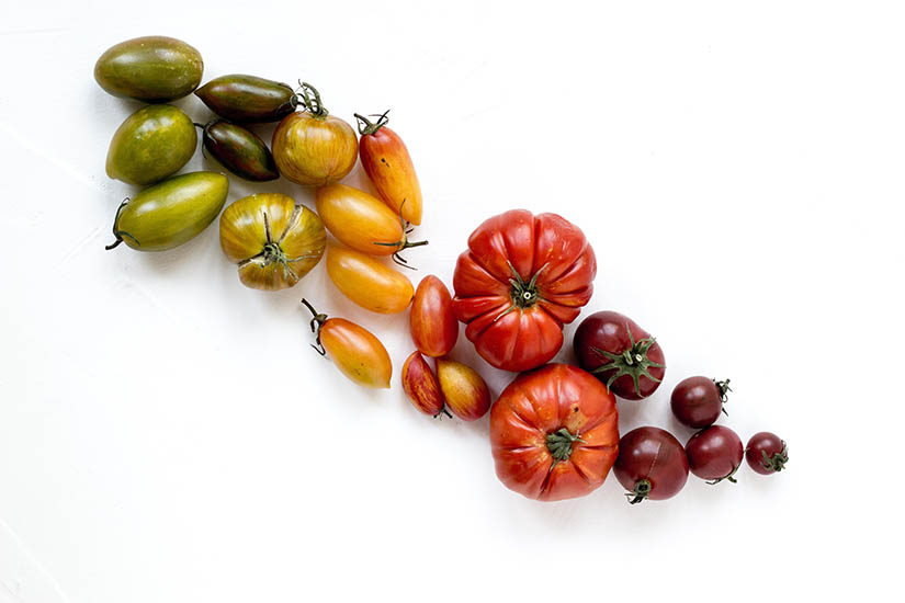 Aprende a cocinar tomates paso a paso