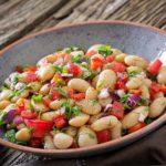 Ensalda de legumbres receta