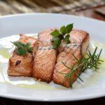 Filete de salmon recetas