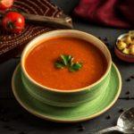 Preparar una crema de tomate rápida