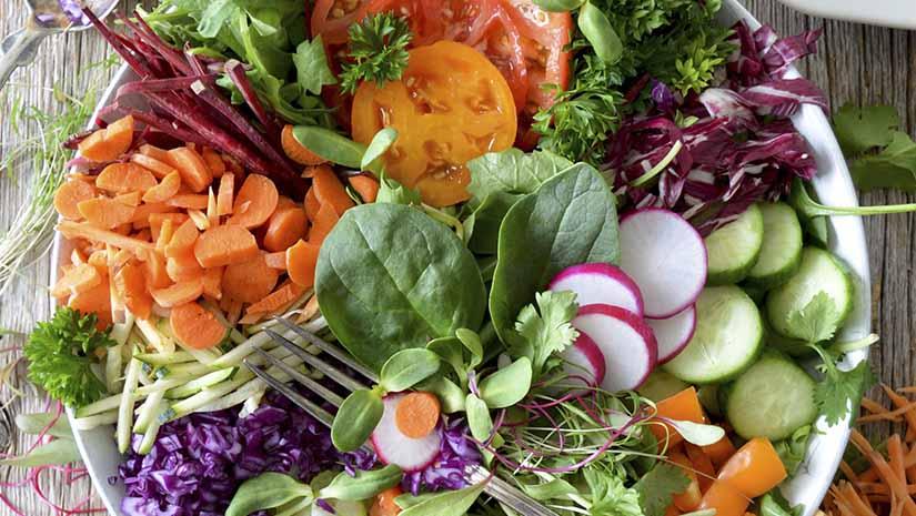 Clases de verduras