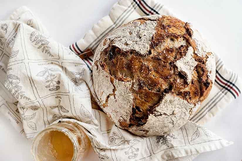 Herramientas para hacer pan casero
