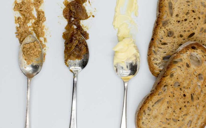 Formas de cocinar con mantequilla