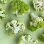 Instrucciones para almacenar el brócoli