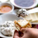 Cómo se hace la crema de queso de torta de casar