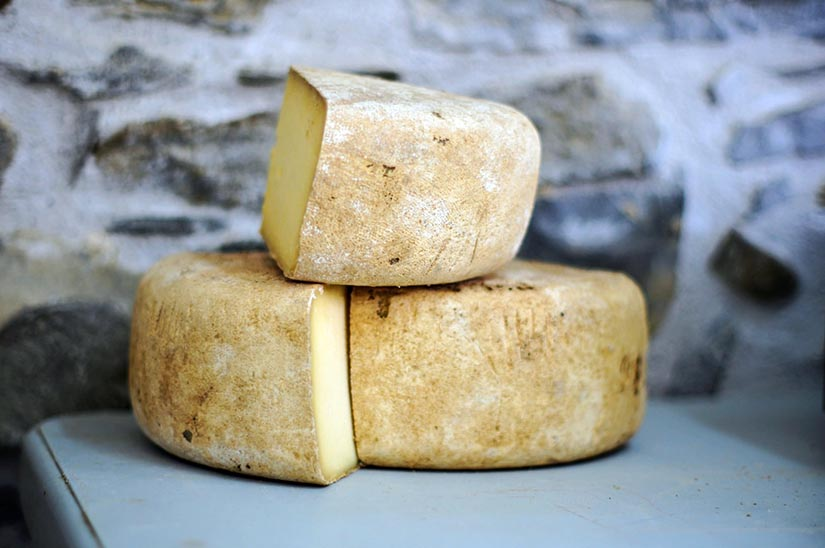 ¿Cuáles son los quesos de España con denominación de origen?