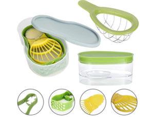 kit para manipular aguacates