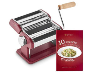 Máquina manual para hacer pasta fresca