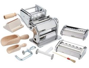 Máquina de hacer pasta manual