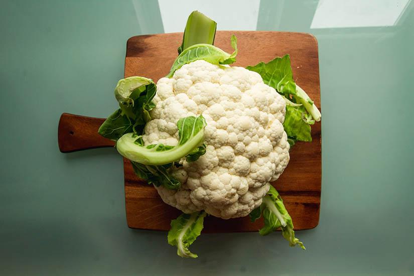 Ideas para cocinar la coliflor