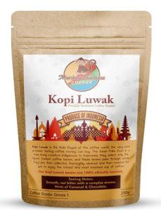 Café Kopi Luwak comprar