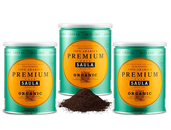 Café Saula Ecológico