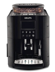 cafetera superautomática krups amazon
