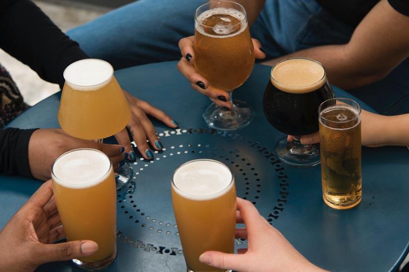 Tipología de cervezas artesanas