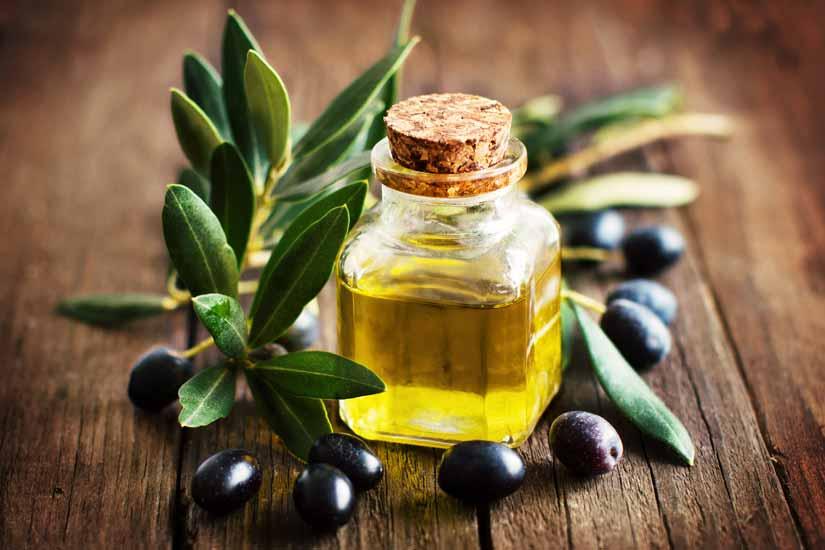 Aceite de oliva virgen extra ecológicos de España