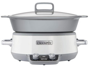 Olla de cocción lenta crock pot